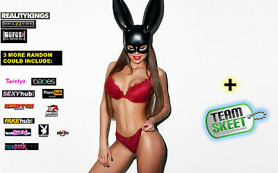Realitykings Brazzers Mofos and 3+ Random + Teamskeet | 3 months | Instant