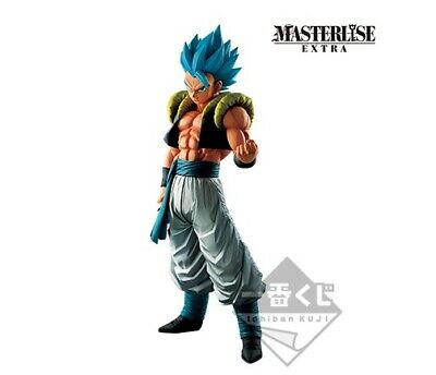 DRAGON BALL Super THE 20TH FILM Ichiban kuji SS GOD GOGETA MASTERLISE Figure F//S