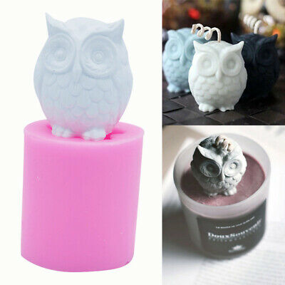 Soap Mold Bird Soap Silicone Making Mould Candle Resin DIY Mold Hummingbird