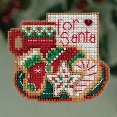 Violin 10/% Off Mill Hill Holiday Harmony Pin Counted X-stitch//Bead Kit