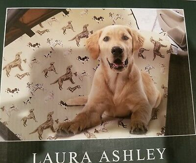 Laura Ashley Pet Car Seat Protective Cover 57 x 57 Inches NEW