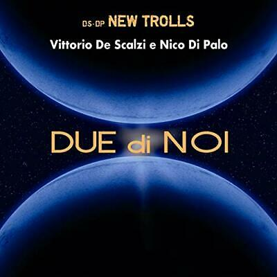 2617918 742760 Audio Cd Vittorio De Scalzi & Nico Di Palo - Due Di Noi
