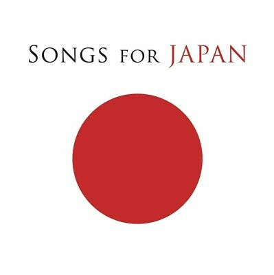 1108137 792731 Audio Cd Songs For Japan