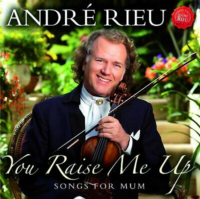 1295908 791976 Audio Cd Andre' Rieu: You Raise Me Up Songs For Mum