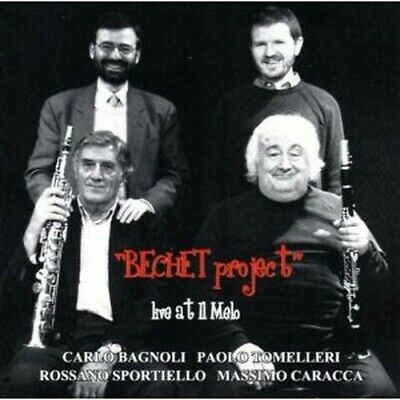 696993 791967 Audio Cd Becket Project - Live At Il Melo