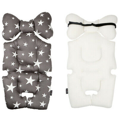 [to:tots] Stroller Pram Seat Liner Pad for Baby to Sit Comfortably Shooting Star