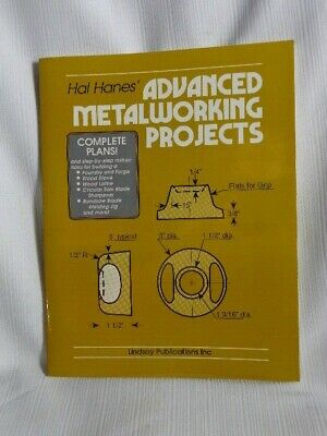 Hal Hanes Advanced Metalworking Project Booklet