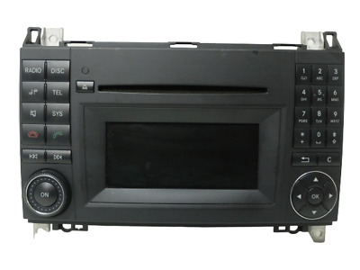 Radio Cd Mercedes-Benz W169 W245 A1698705494 MF2830