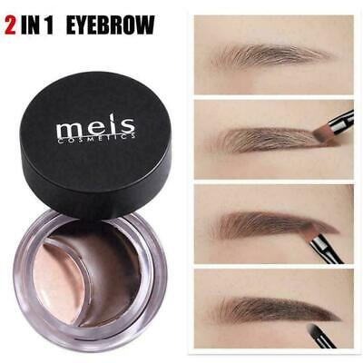 2 In-1 Eyebrow Pencil Waterproof Long Lasting Concealer A4Z7 Moisturizer Ma U9N4