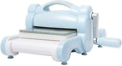 Sizzix Sky Blue Limited Edition Big Shot Machine Die Cutting Embossing