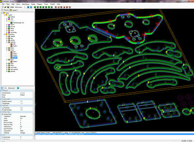 CamBam 0.9.8P plus license CNC Software Download (30s Delivery)