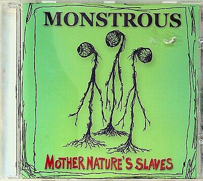 Monstrous -Mother Natures Slaves CD -2006 -Rock (Humble Headbanger)
