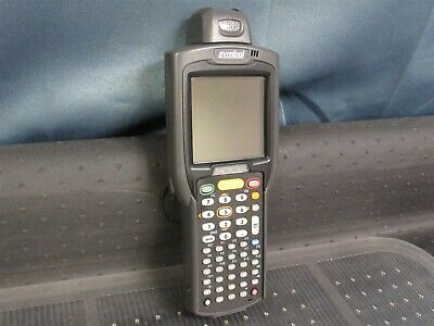 Symbol Motorola Scanner MC 3000 Series MC3090 w/ Hand strap and Stylus