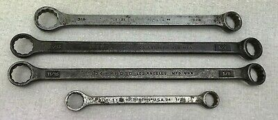 Vintage Plomb 1126 & 1131 & Proto 1134 @ 2 Double Box Wrenches