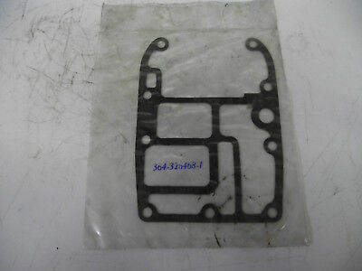 Powerhead Base Gasket ~ Johnson Evinrude 4Deluxe 5HP 6HP 8HP Outboard  324829