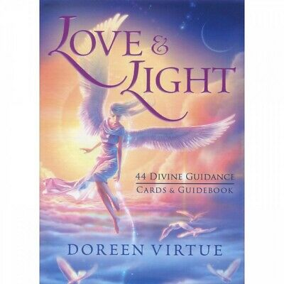 Love & Light Guidance Oracle Cards - Doreen Virtue