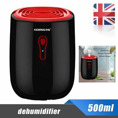 500ML Electric Dehumidifier Air Home Dryer Damp Moisture Kitchen / Bedroom Hot