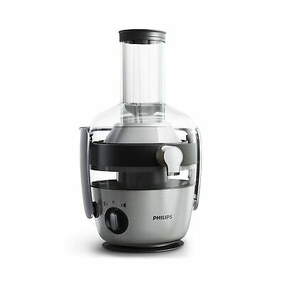 Philips HR1922/21 Avance Collection Juicer, 1 Litre,1200 W Grey