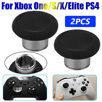 For Xbox one/S/X/Elite Controller 2Pcs Replacement Analog Thumbstick Thumb Stick