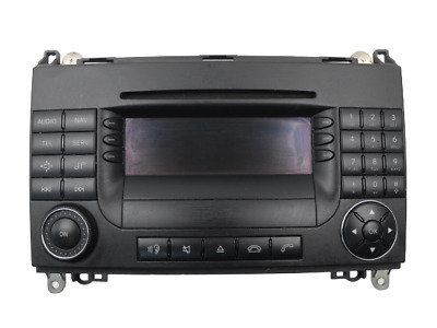 Autoradio Navi Mercedes-Benz W169 A1698205089 A2038270062 BE6088
