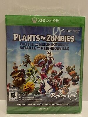 Plants vs. Zombies: Battle for Neighborville XBOX ONE Requires Internet