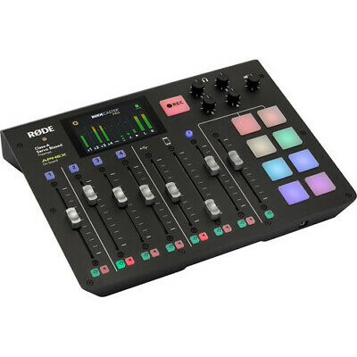 NEW RELEASE Rode RODECaster Pro Integrated Podcast Production Studio BRAND NEW
