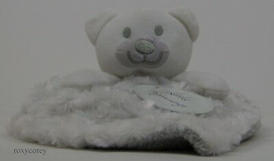 LITTLE BEGINNINGS PUPPY DOG SECURITY BLANKET LOVEY NEW NWT RARE