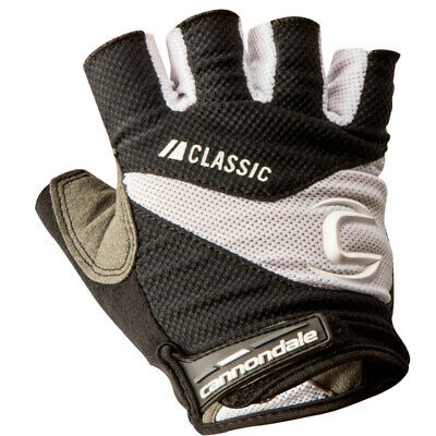4G412//WHT Medium Cannondale 2014 Women/'s CDALE Classic Gloves White