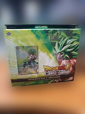 Magnificent Collection Forsaken Warrior Broly - Dragon Ball Super Card Game