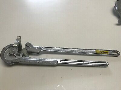 """PARKER HANNIFIN Heavy Duty  8-2829R Tubing Bender 1/2"""" Tubing With 1-1/2"""" Radius"""