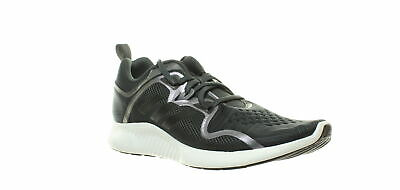 Adidas Womens Edgebounce Mid Black Running Shoes Size 10 (669128)