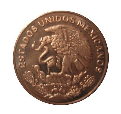 Mexican Centavos Coin Copy Used in Scotch & Soda and Magic Tricks