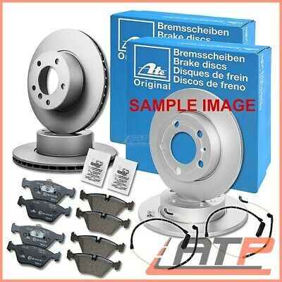 Audi A4 08-2.0 TDI Saloon 148bhp Front Brake Pads Discs 314mm Vented