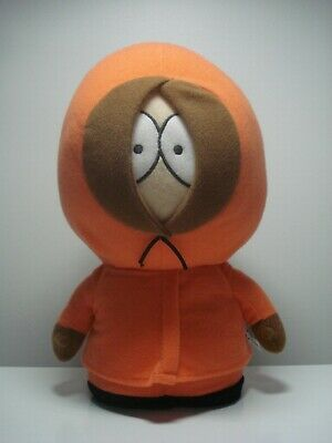 South Park Kenny McCormick Plushie 11 inches USED Very Good condition