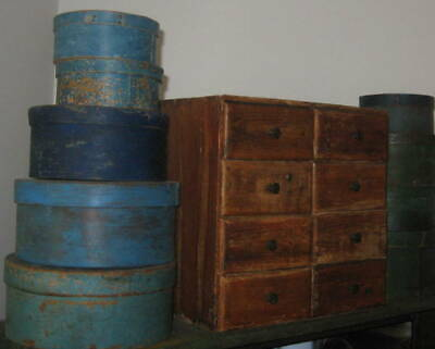 Best Antique Apothecary Chest Best Form Attic Finish, Patina Outstanding Aafa Nr