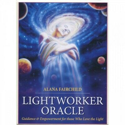 The Lightworker Oracle Tarot Cards