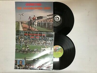 Horse Racing L.p Record Lot Of 2 The Melbourne Cup 1966 - 74 & Gynsynd