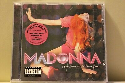 Madonna - Confessions on A Dance Floor CD Album Royal Mail 1st Class FAST & FREE
