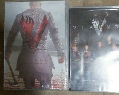 Vikings: The Complete First Season 1 to 4