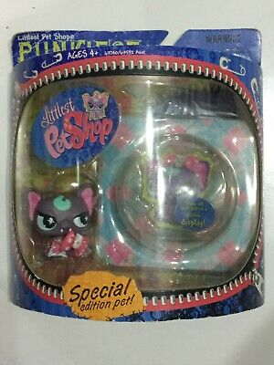 NEW Littlest Pet Shop Series 1 Extreme Punkiest Special Edition Vampire Bat NIB