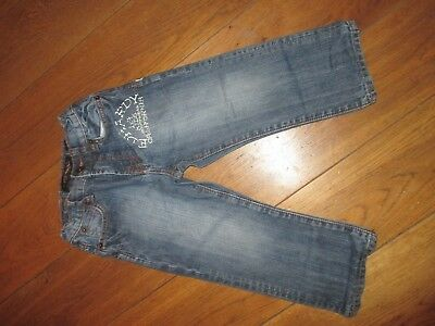 Ed Hardy Boys Jeans Size 2 Years