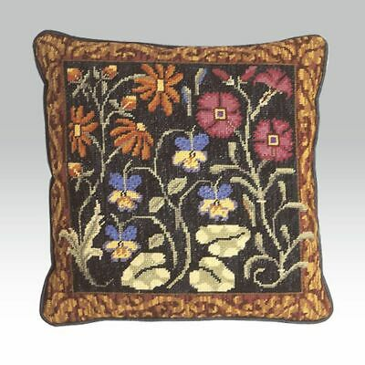 Vintage Ehrman Tapestry Kit - Meadow Garden - Candace Bahouth
