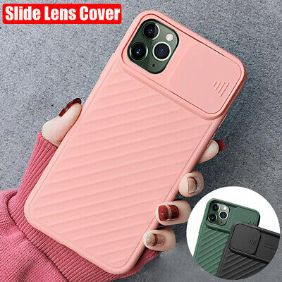 Slim Shockproof Silicone Rubber Case Cover for iPhone 11 Pro XS Max XR X 7 8Plus