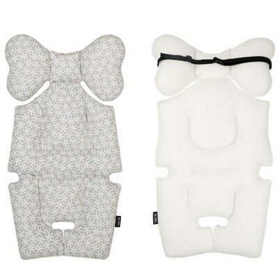 [to:tots] Baby Stroller Cushion Seat Liner Mat Child Sit Comfortably - Jasmine