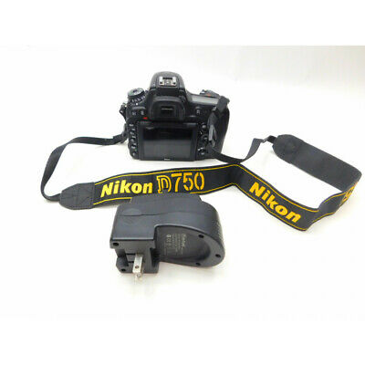 Nikon D750 FX-format 24.3MP Digital SLR Camera Body Only