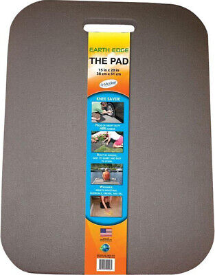 Earth Edge-Body Pad- Black (Case Of 10 )
