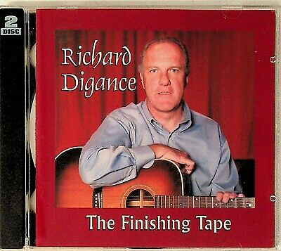 RICHARD DIGANCE- The Finishing Tape- Best of/Greatest Hits FINAL 2-CD
