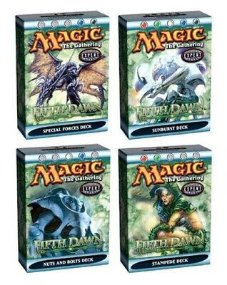 Tempest Theme Deck The Slivers FACTORY SEALED NEW MAGIC MTG ABUGames ENGLISH