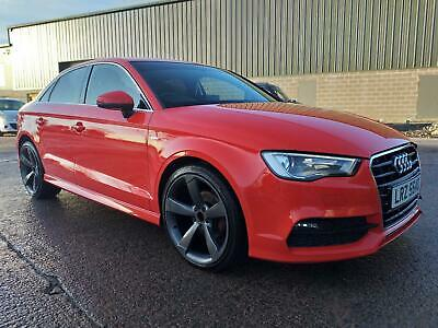 2016 Audi A3 2.0 Cat S Salvage damaged repairable  www.ecopart.co.uk 02890824833
