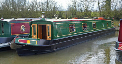 Narrowboat shares 2 or 4 weeks